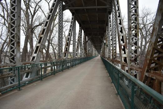 Lower Deck Bridge